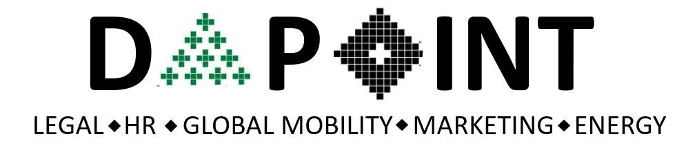 logo DAPOINT mare